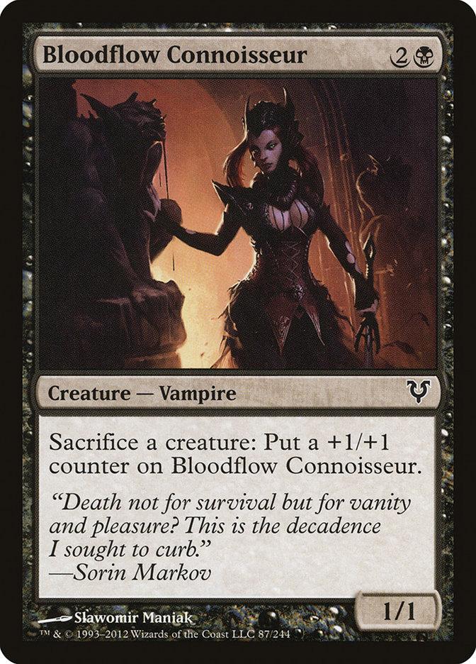 Bloodflow+Connoisseur