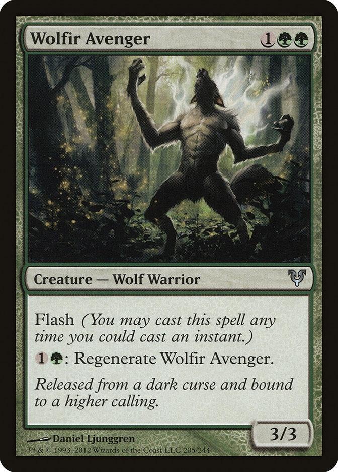 Wolfir+Avenger