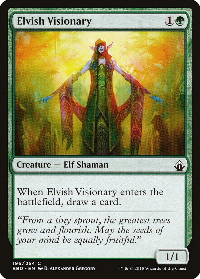 Elvish+Visionary