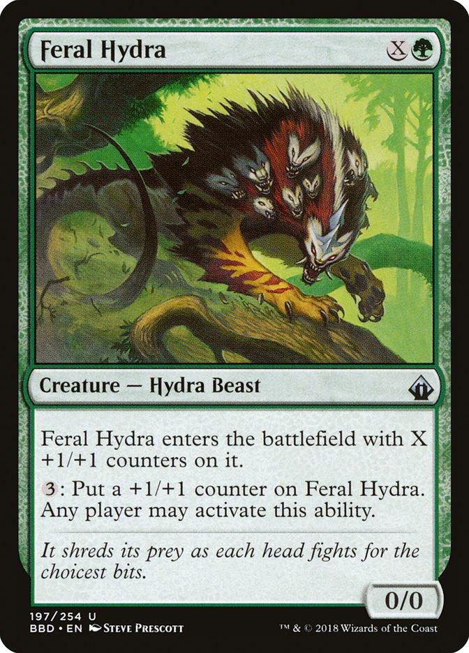 Feral+Hydra