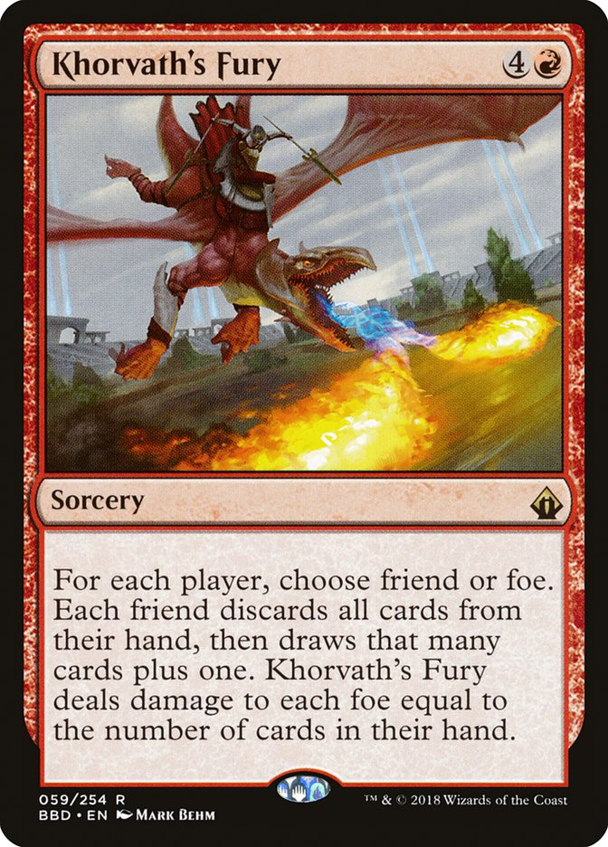 Khorvath%27s+Fury