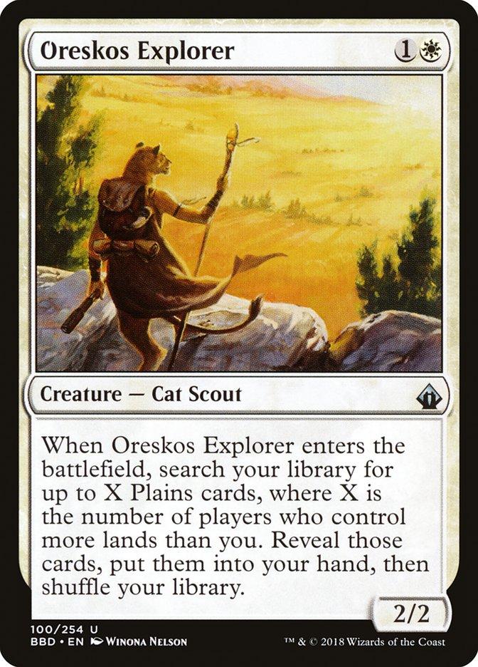 Oreskos+Explorer