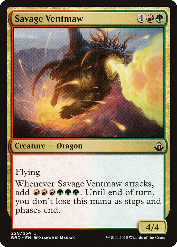 Savage+Ventmaw