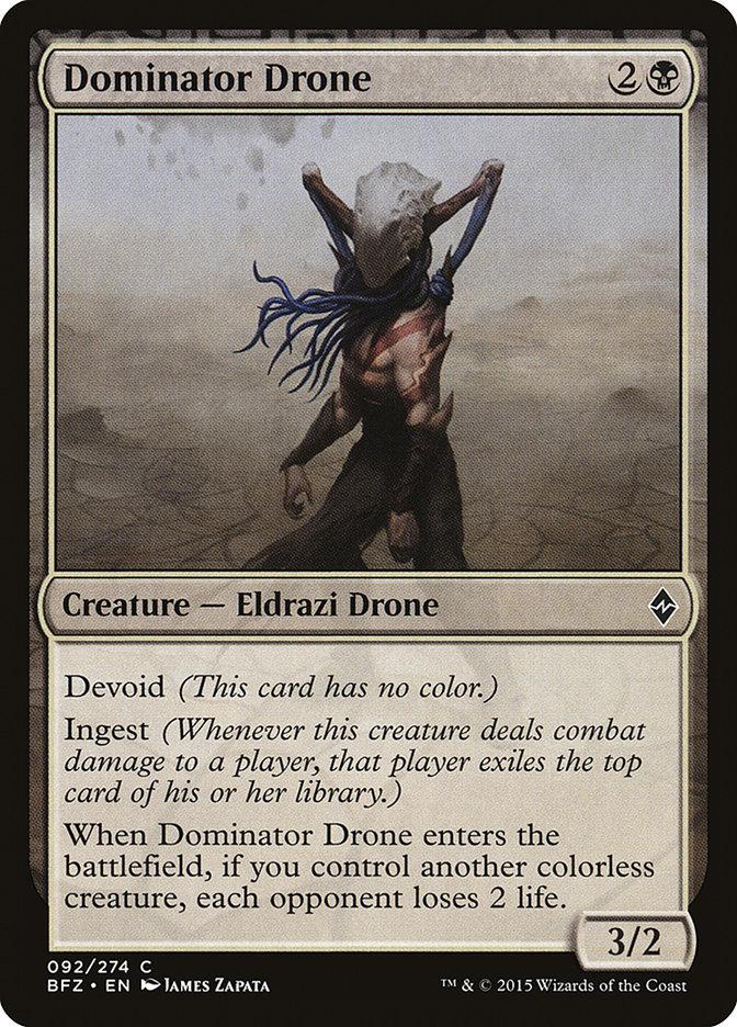Dominator+Drone