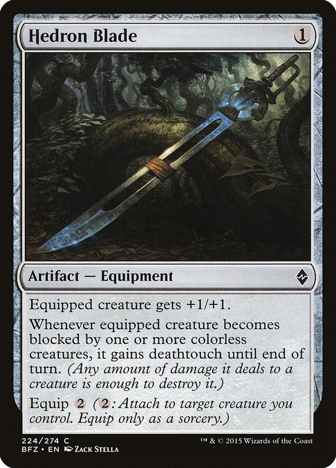 Hedron+Blade