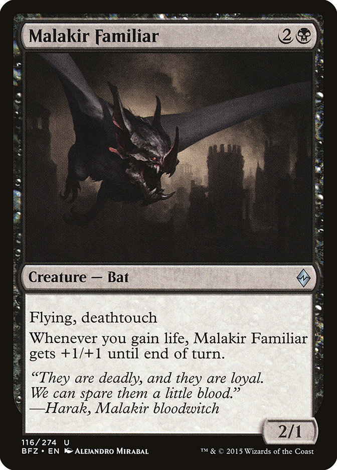 Malakir+Familiar
