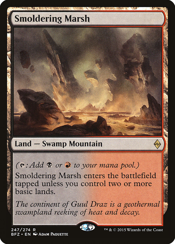 Smoldering+Marsh