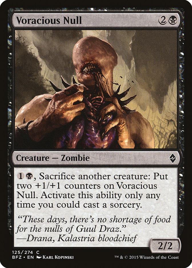 Voracious+Null