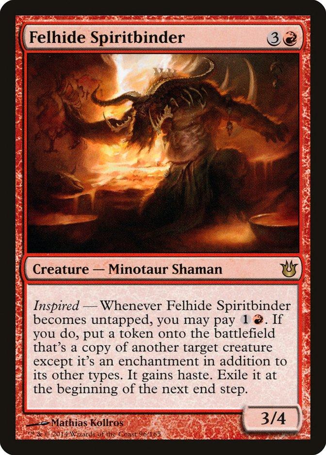Felhide+Spiritbinder
