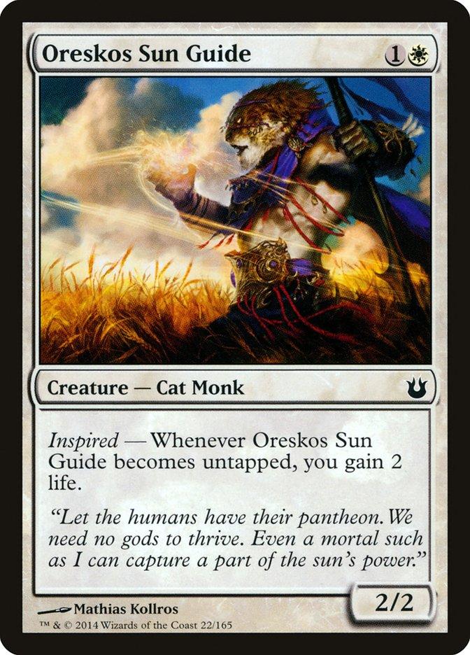 Oreskos+Sun+Guide