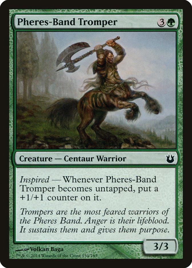 Pheres-Band+Tromper