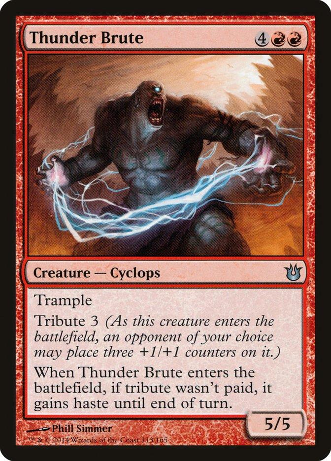 Thunder+Brute
