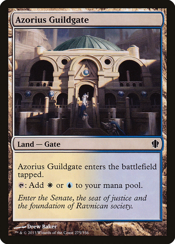 Azorius+Guildgate