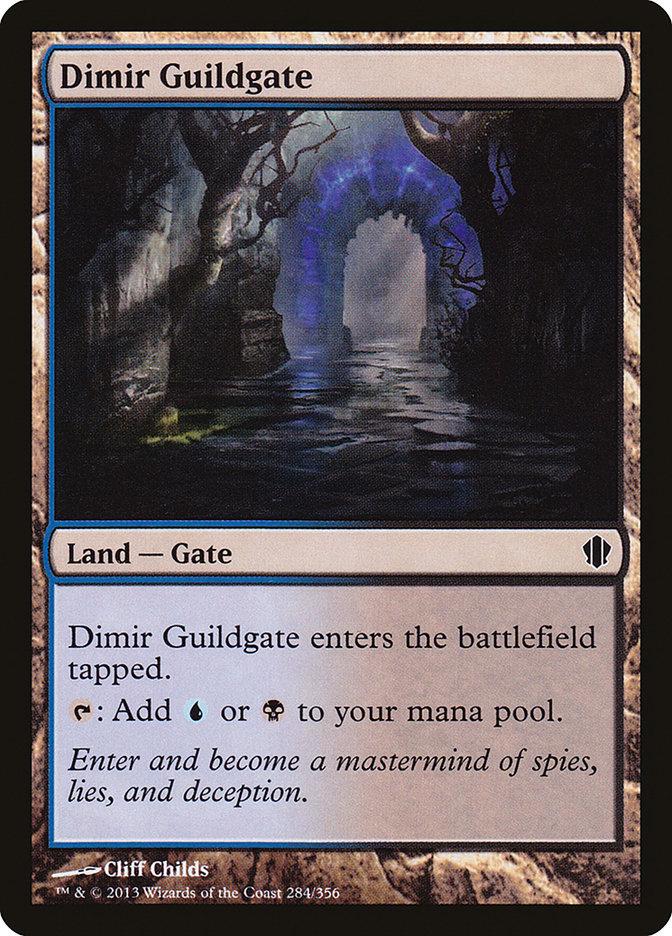 Dimir+Guildgate