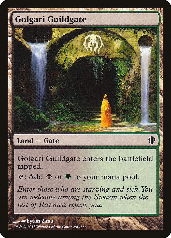 Golgari+Guildgate