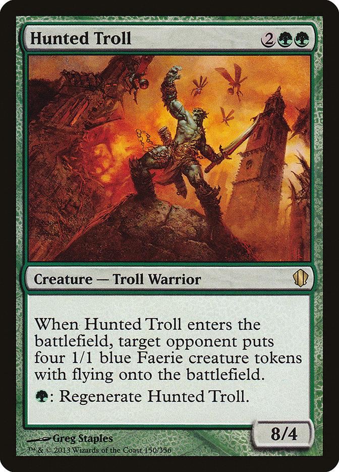Hunted+Troll