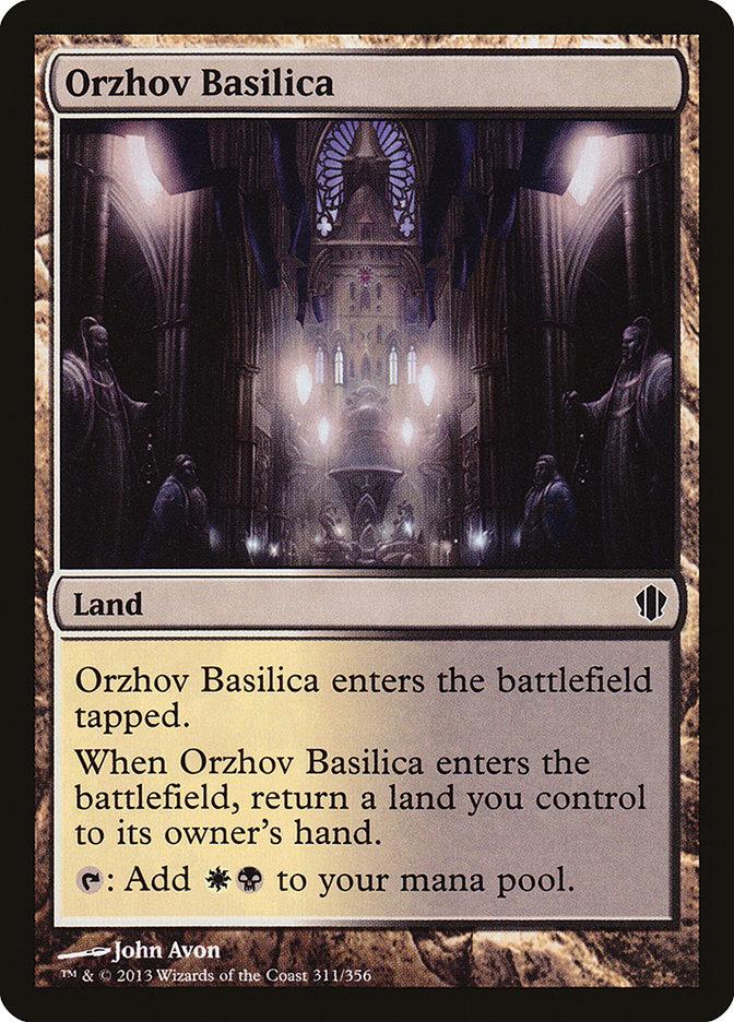 Orzhov+Basilica