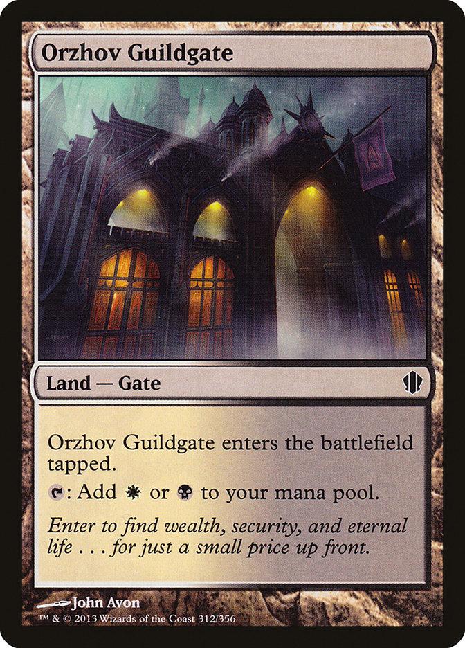 Orzhov+Guildgate