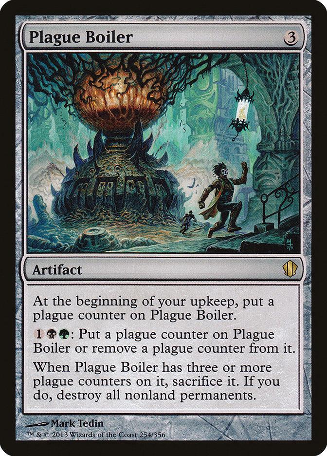Plague+Boiler
