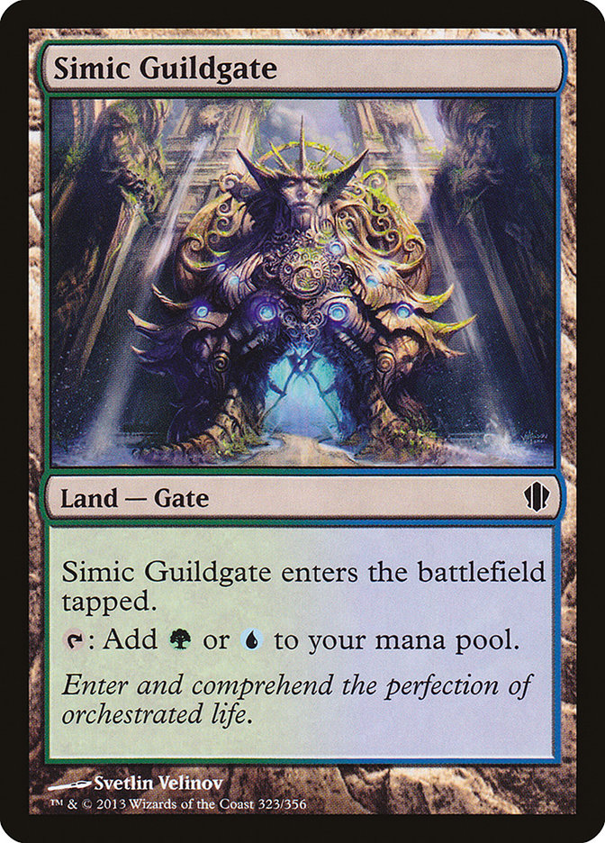 Simic+Guildgate