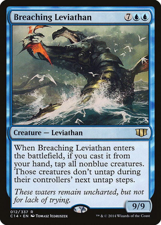 Breaching+Leviathan