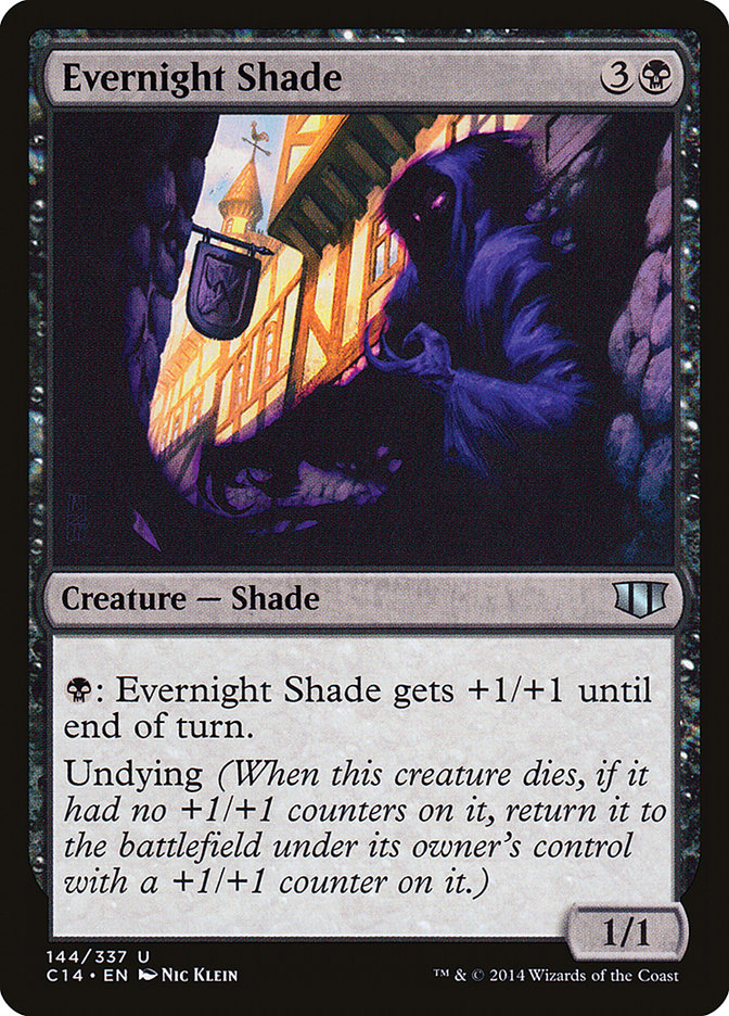 Evernight+Shade
