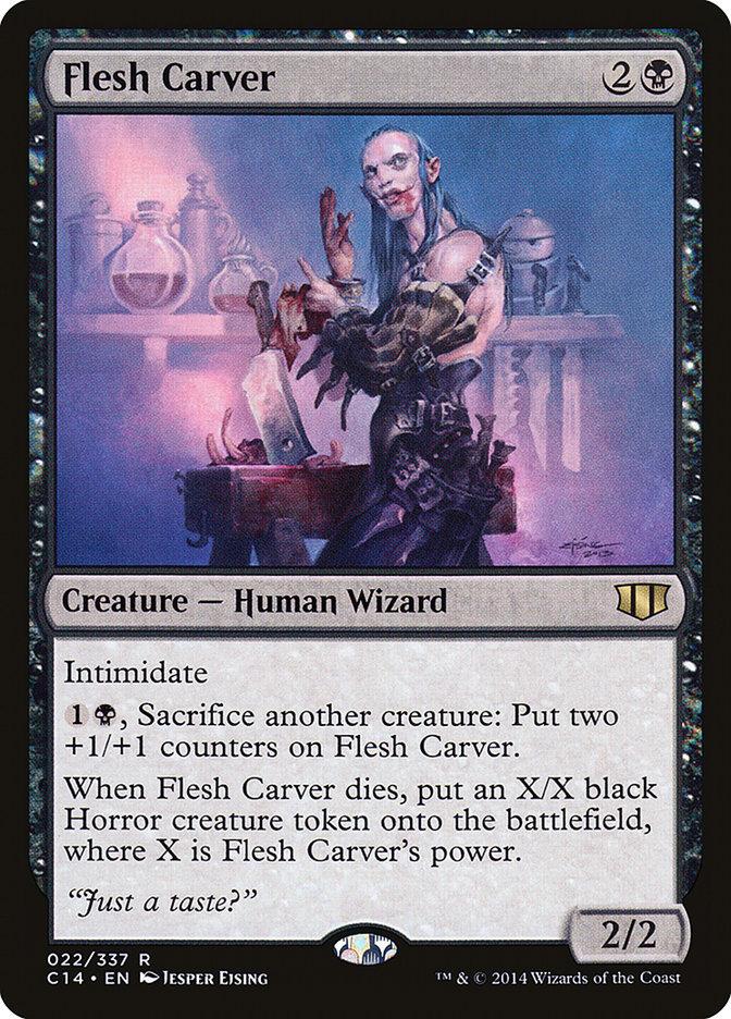 Flesh+Carver