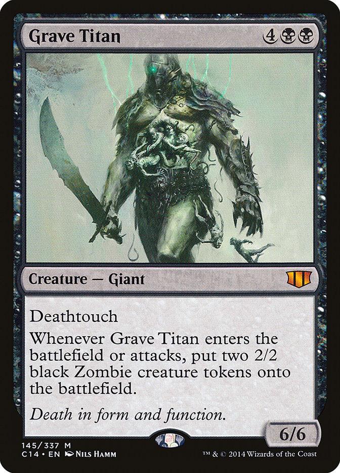 Grave+Titan