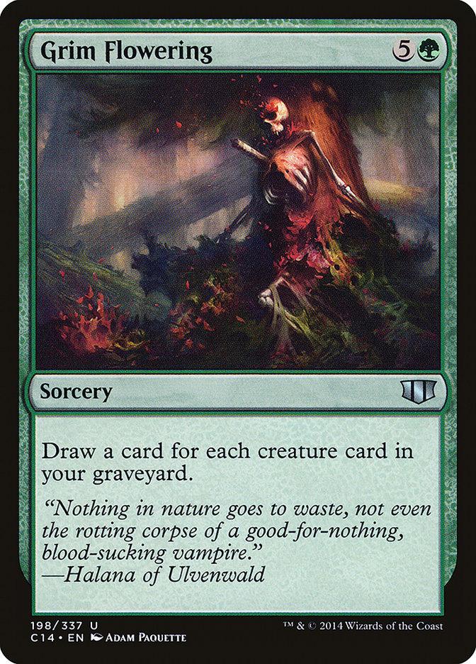 Grim+Flowering