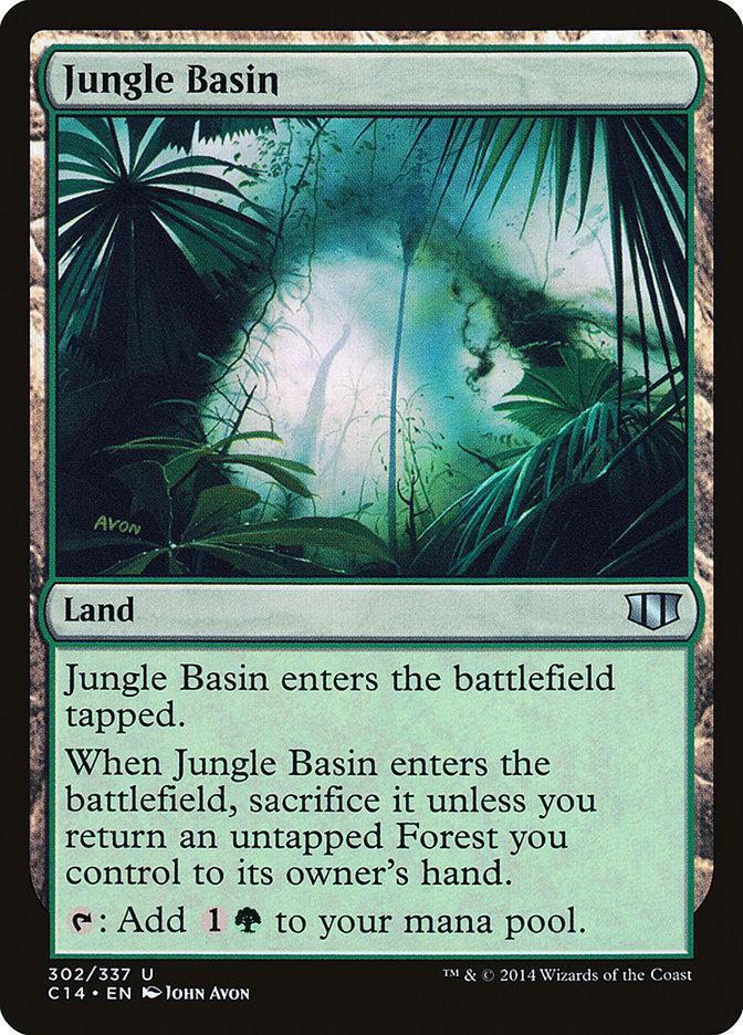 Jungle+Basin