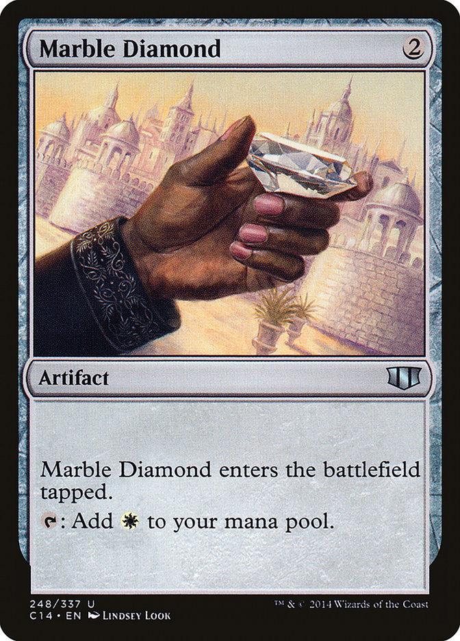 Marble+Diamond