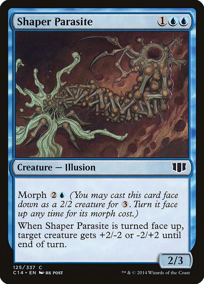 Shaper+Parasite