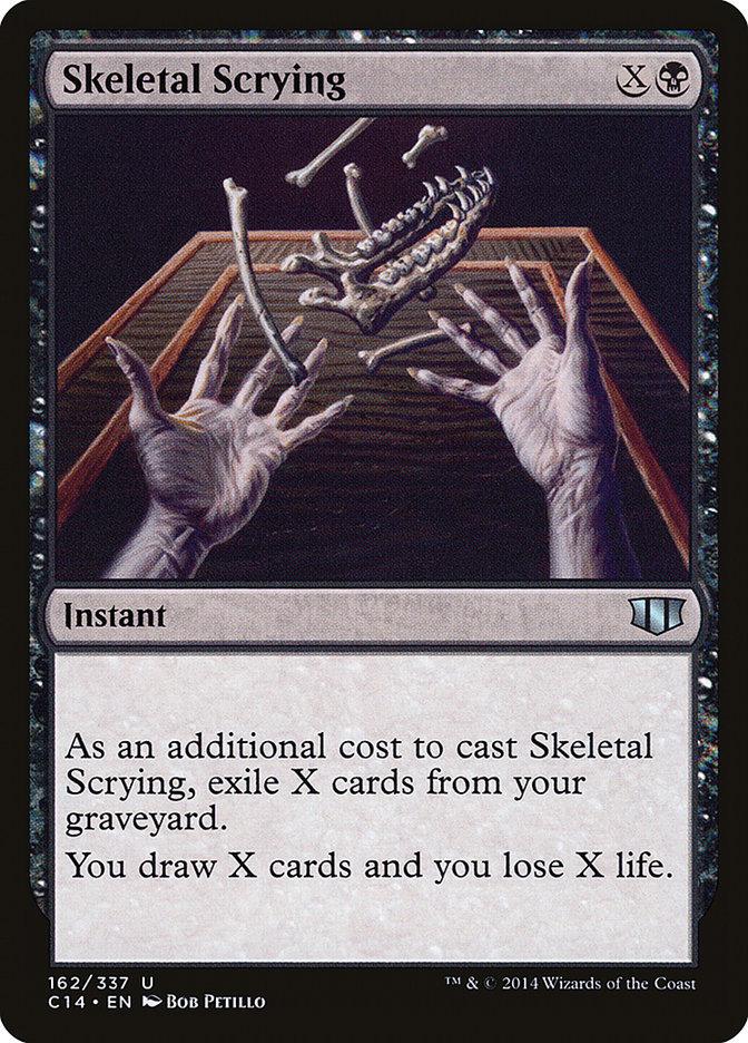 Skeletal+Scrying