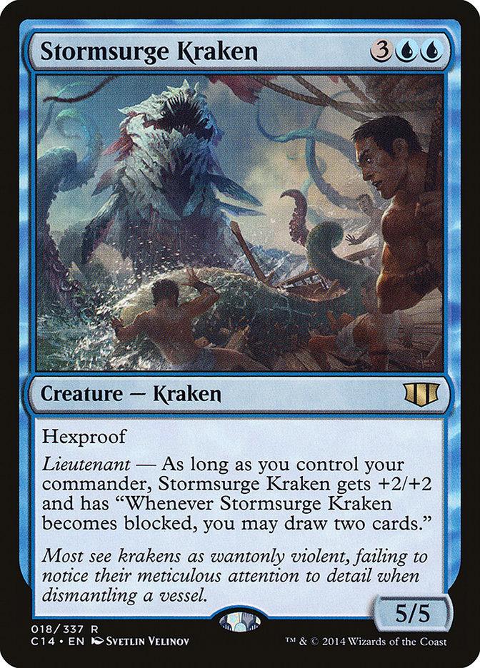 Stormsurge+Kraken