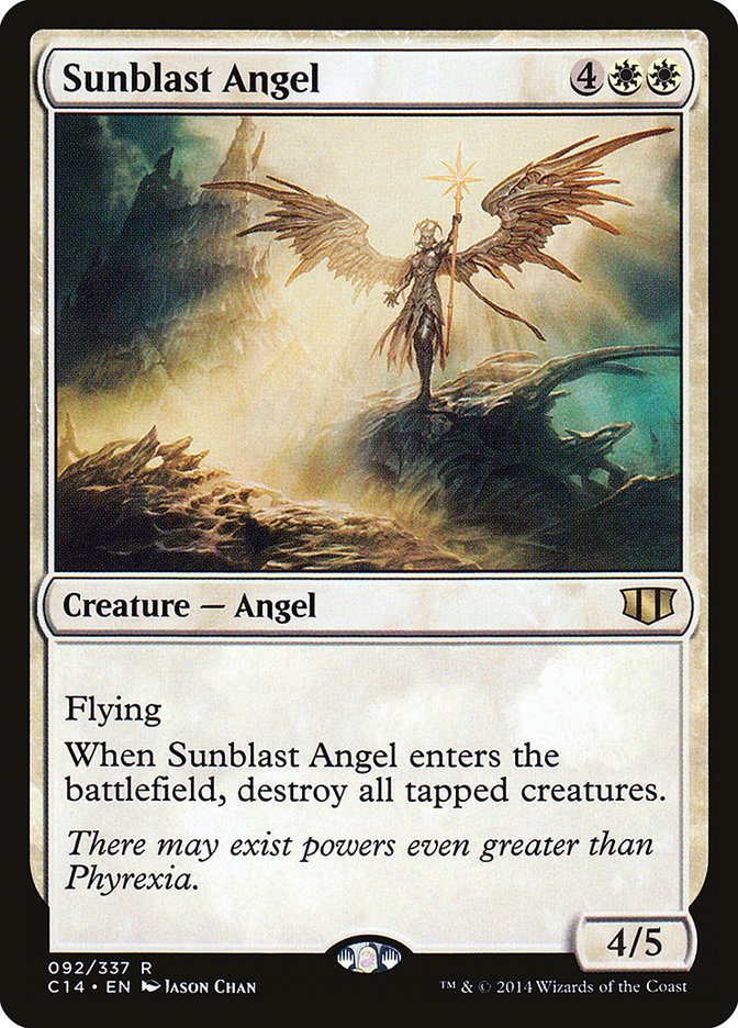 Sunblast+Angel