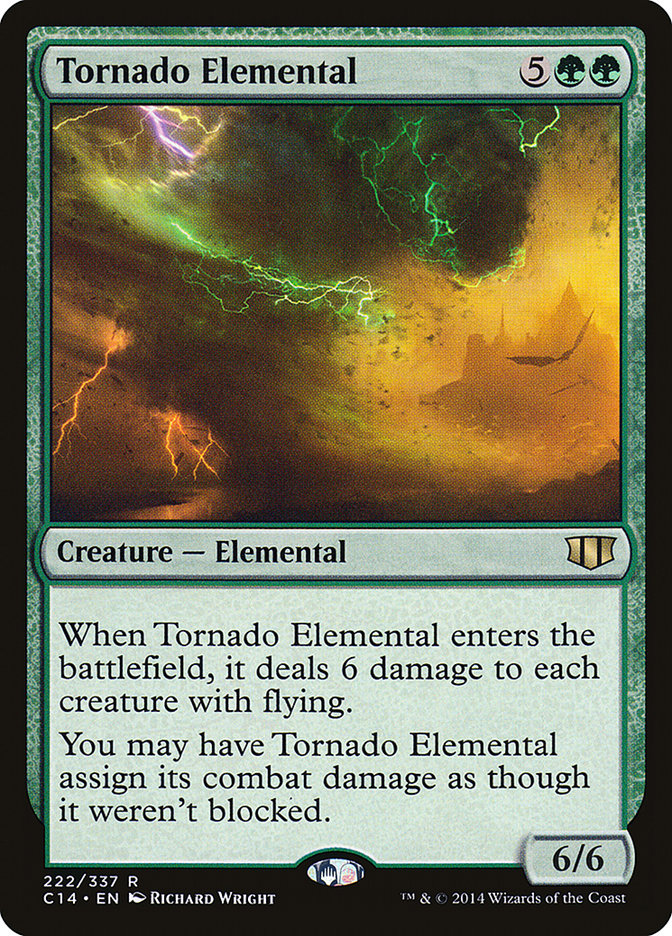 Tornado+Elemental