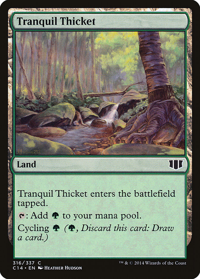 Tranquil+Thicket