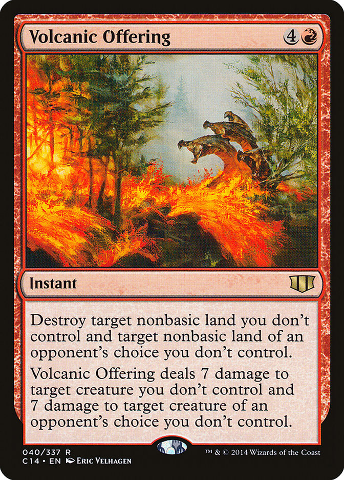 Volcanic+Offering