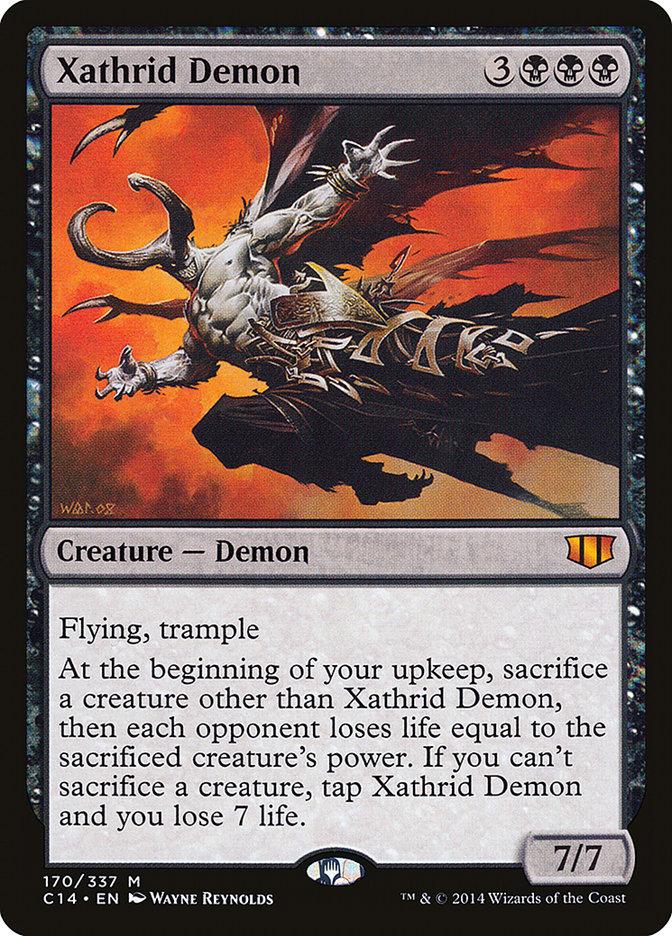 Xathrid+Demon