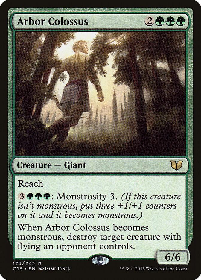 Arbor+Colossus