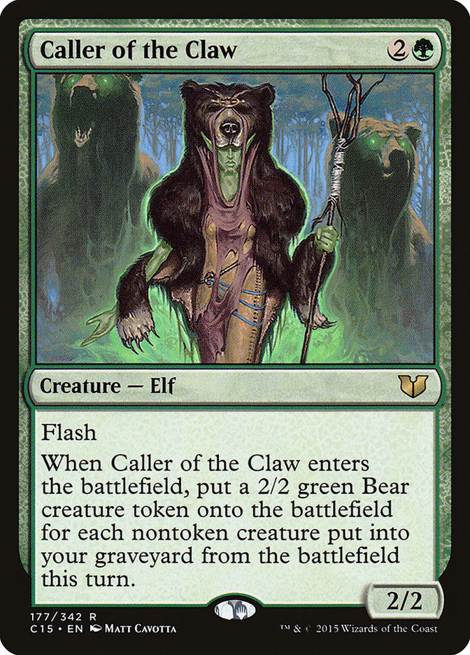 Caller+of+the+Claw