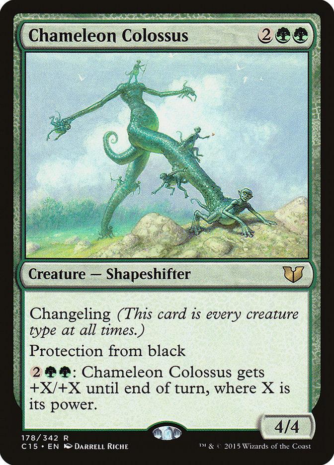 Chameleon+Colossus