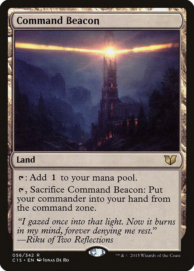 Command+Beacon