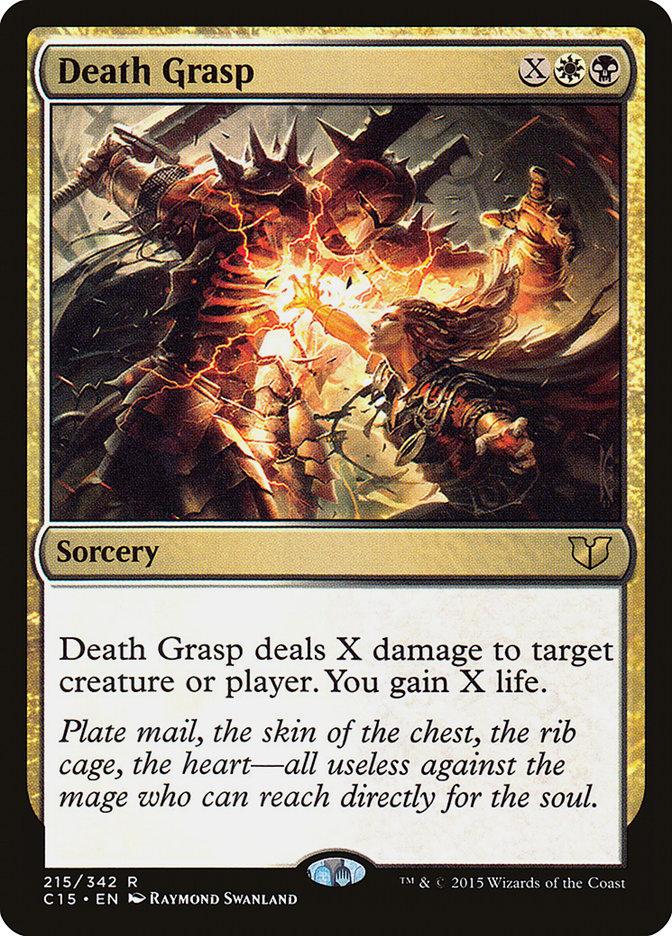 Death+Grasp