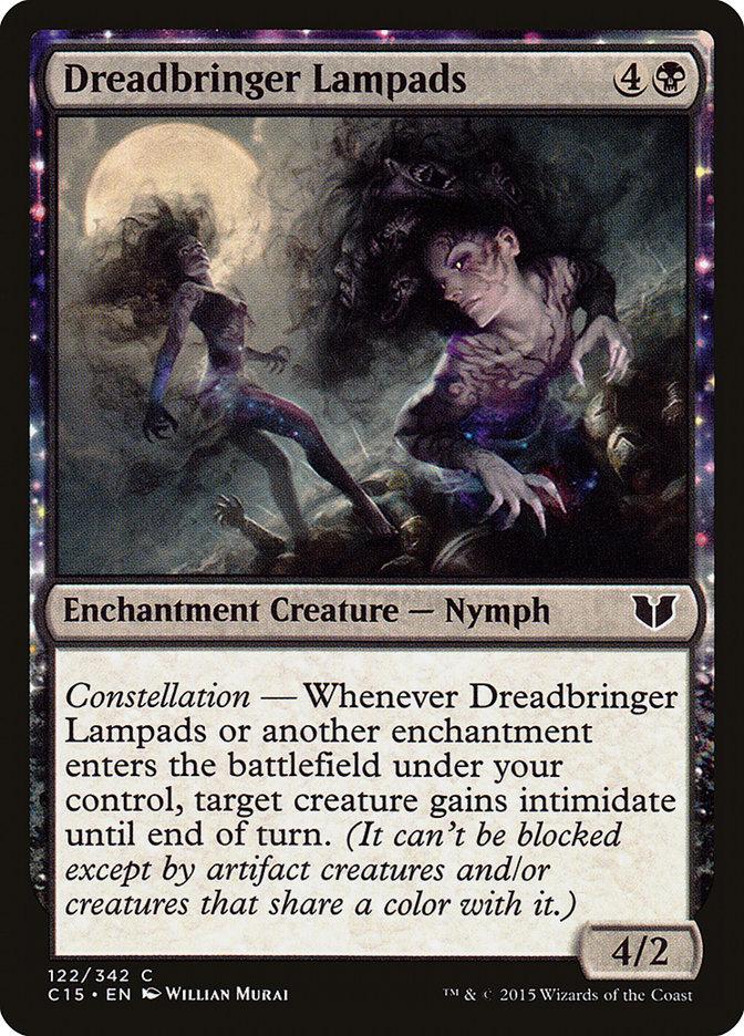Dreadbringer+Lampads