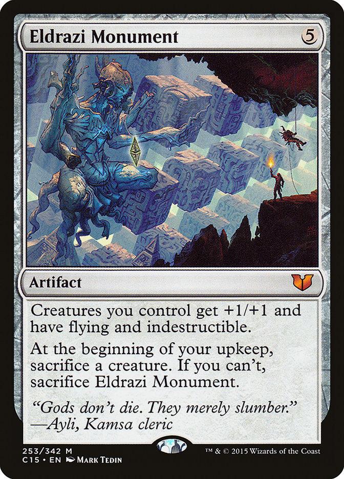 Eldrazi+Monument