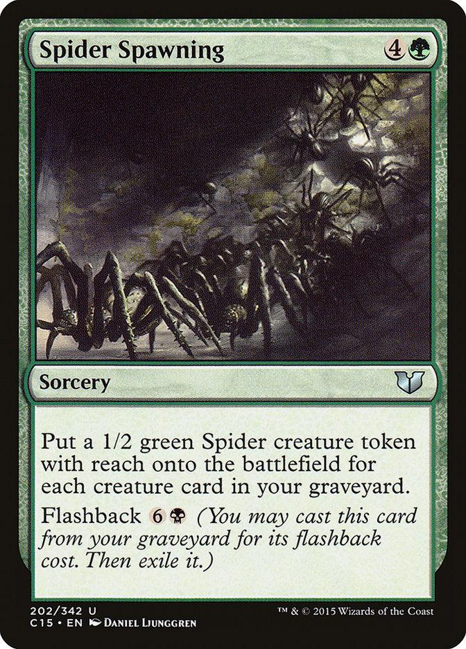 Spider+Spawning