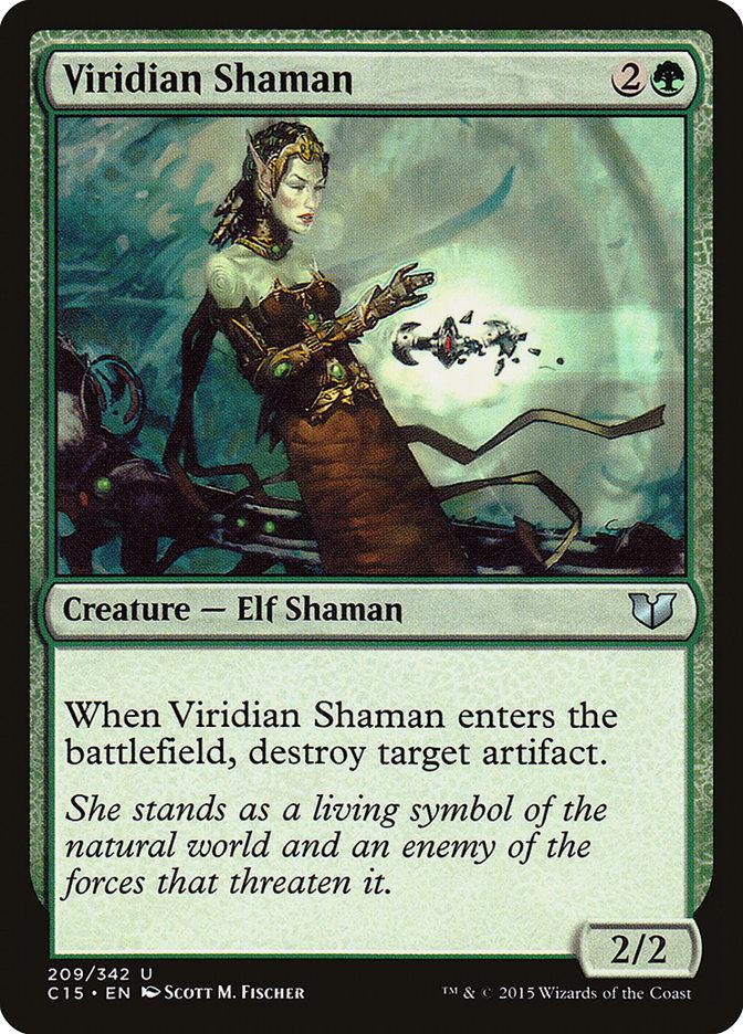 Viridian+Shaman