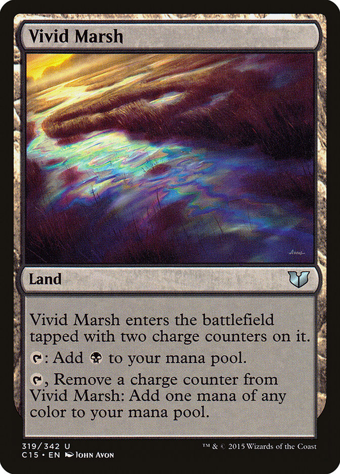 Vivid+Marsh