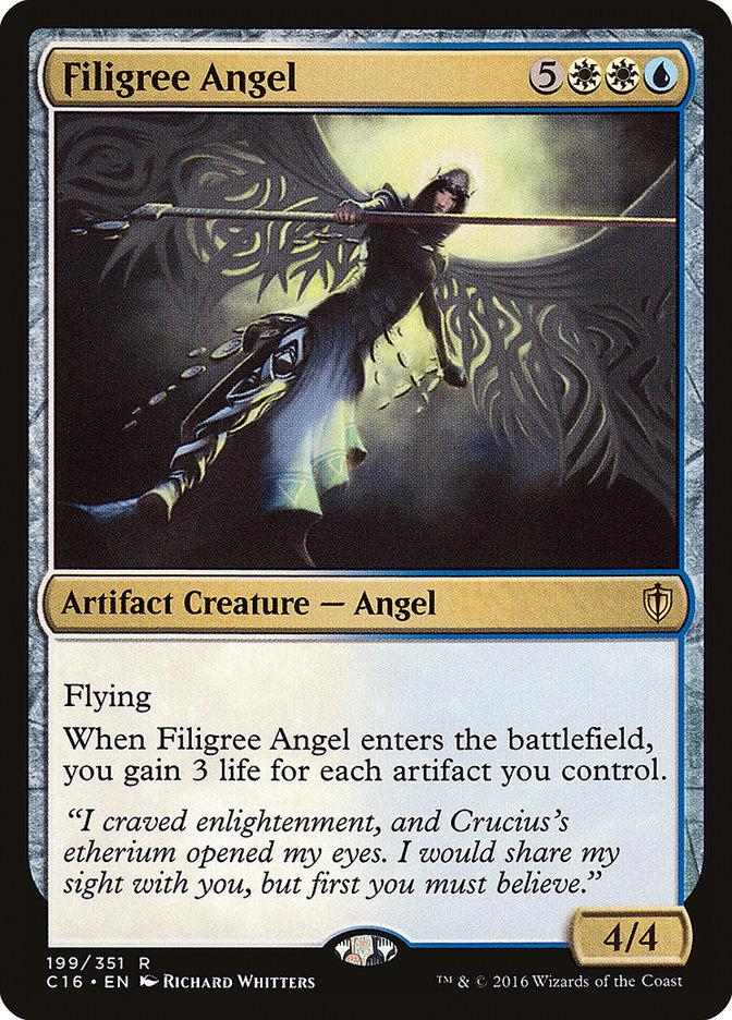 Filigree+Angel